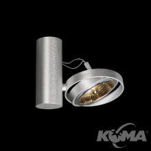 Optique A11 reflektor G53 1x50W C01 - aluminium