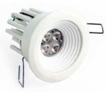 Effal 4 leds 630 ma 8W power multichip 15st IP45 biala, biala ciepla