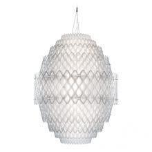 Charlotte lampa wisząca 1x140W LED biała
