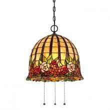 Rosecliffe lampa wisząca 3x100W E27 230V