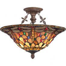 Jewel Dragonfly lampa sufitowa 3x100W E27 230V