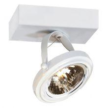 Visio reflektor 1x50W G53 biały