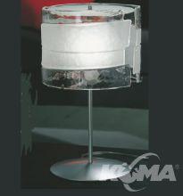 Riflessi lampka biurkowa 60W E27 cristallo
