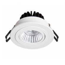 Rebecca lampa wpuszczana 10W LED 230V biała okr.