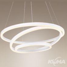 Angel lampa wisząca LED 1x105W 230V biała