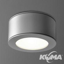 Only oprawa sufitowa łazienkowa aluminium (mat) LED 1x8W 230V