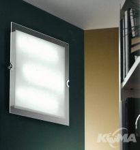 Plafon sufitowy 3x36W chrom