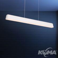 Supreme lampa wisząca 20W LED 3000K 230V biała