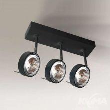 Fussa reflektor natynkowy 3x15W ES111