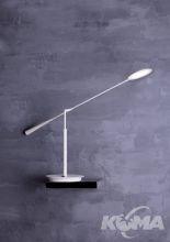 Space lampka biurkowa LED 1x6W 230V biała