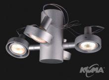 Exe m4 (s) kinkiet/plafon 4x50W/230V