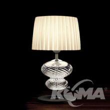 Musa lampka stojaca mala 1x60W E14 krem