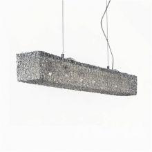 Quadro lampa wisząca 6x40W G9 101cm