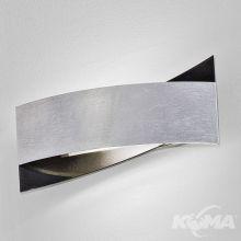 Betto kinkiet 1x100W R7s 230V srebro foliowane