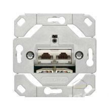 Puszka siec. podw. Cat.6A IEEE 802.3an Urządzenie podtynk