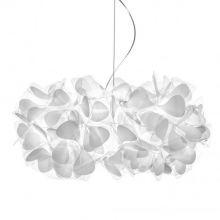 Clizia lampa wisząca biała 2x20W
