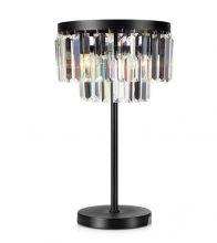 Umbrella lampa stołowa czarna led 1x10W 2800k