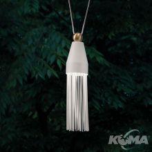 Nappe N3 lampa wisząca 5W LED 3000K 230V biała