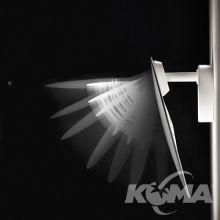 Puzzle round kinkiet LED 18W biały