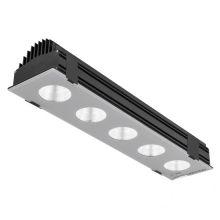 Flash New LED 6x166W 4000K 50° czarny 720mm