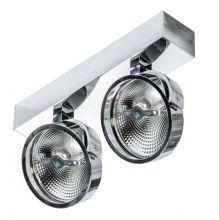 Jerry reflektor 2x50W QR111 12V chrom