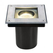 Dasar lampa zewnętrzna do zabudowania 1x35W GU10 230V stal nierdzewna