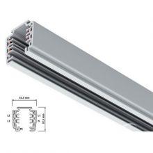 Szynoprzewód natynkowy 1m. aluminium trójfazowy