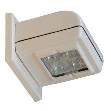 Kinkiet zewnętrzny 4x1.2W LED 230V 5300K