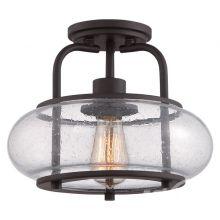Trilogy lampa sufitowa postarzany brąz 1 x 100W E27