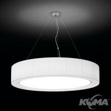 Urban 90 lampa wisząca 6x22W E27 230V biała