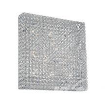 Admiral plafon 10x40W G9 59.5x59.5 chrom/kryształ