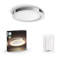 Andore lampa sufitowa łazienkowa chrom 27W led 2400 lm IP44