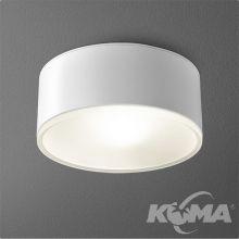 Only lampa sufitowa 8W LED biała (mat) 230V