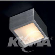 Zip lampa sufitowa 1x40W G9 230V aluminium