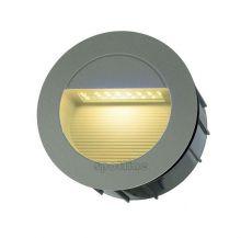 Downunder lampa ścienna do wbudowania LED 14x0.8W 230V szary kamień
