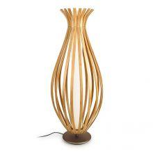 Bamboo lampa stojąca led 22W