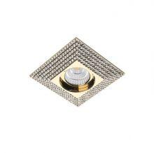 Piramide xl oczko złote 1x50W GU10