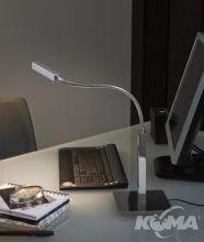 Airo lampka biurkowa 1x7,5W  led chrom