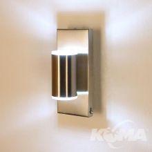 ^^^leds go kinkiet 2x16led 3W/3.2v aluminium