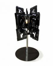 Sixty lampa stolowa 1x60W G9 czarny