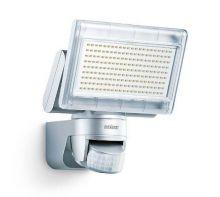 XLED Halopak reflektor zewnętrzny z czujnikiem ruchu 15W LED 4000K 230V szary