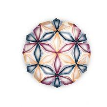 La_vie kwiat życia plafoniera multiblue  2x12W E27
