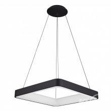 Giacinto lampa wisząca czarna 1x50W 2750 lm