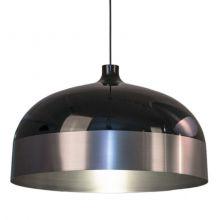 Glaze 56 lampa wisząca 1x100W E27 230V czarna