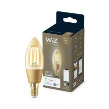 WiZ żarówka bursztynowa 4.9W LED = 40W E14 2700-6500K 806lm CRI 90