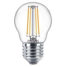 Philips Żarówka LED 4.3W=40W E27 2700K 230V