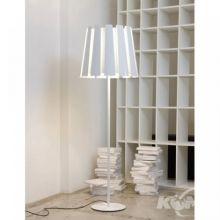 Twist lampa podlogowa 3xe27/60W biala