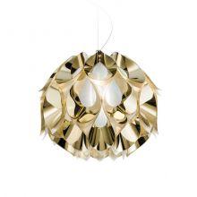 Flora lampa wisząca 3x20W gold
