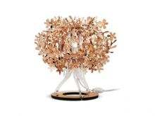 Fiorellina lampka stołowa E14/12W miedź