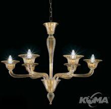 Efeso lampa wisząca 6x60W E14